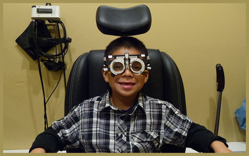 Helping Kids and Patients vision in Monterey Park, CA