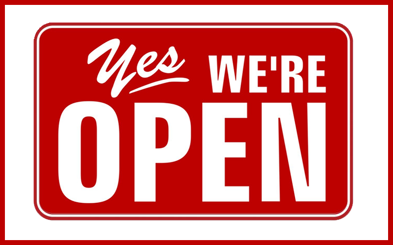 Vista Optometric Group will be OPEN