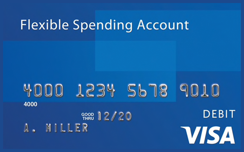 Flex Spending Card - Use it or Lose it!