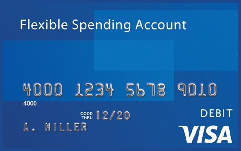 Flex Spending Card - Use it or Lose it!