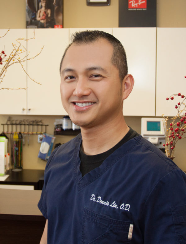 Dr. Dennis Lin | Optometrist