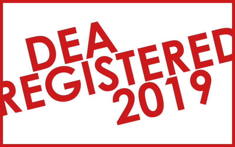 DEA Registred 2019