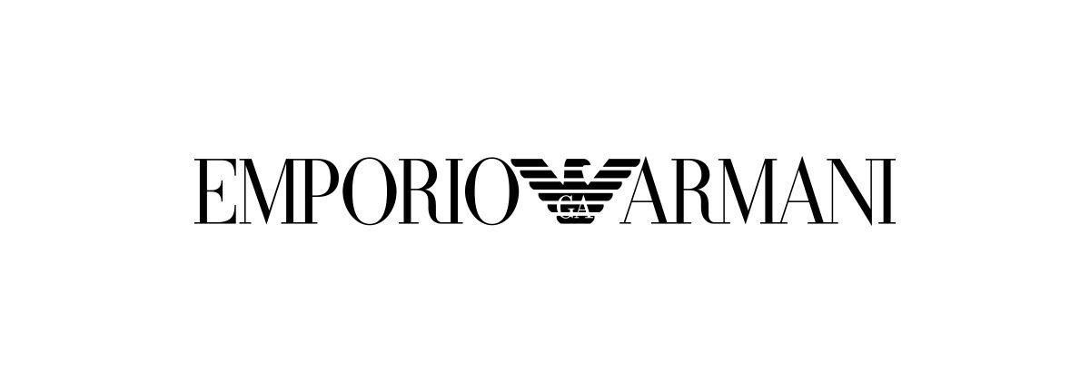 Emporio Armani designer brand by Luxottica