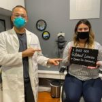 Keratoconus Care Center | Dennis Lin Optometry | Another Happy Patient